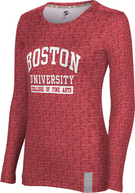 College of Fine Arts ProSphere Womens Sublimated Long Sleeve Tee