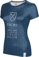 Prosphere Womens Sublimated Tee Public Health