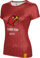 Prosphere Womens Sublimated Tee ROTC
