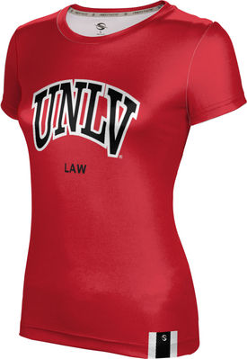 Prosphere Womens Sublimated Tee Law