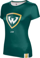 Prosphere Womens Sublimated Tee  Law (Online Only)