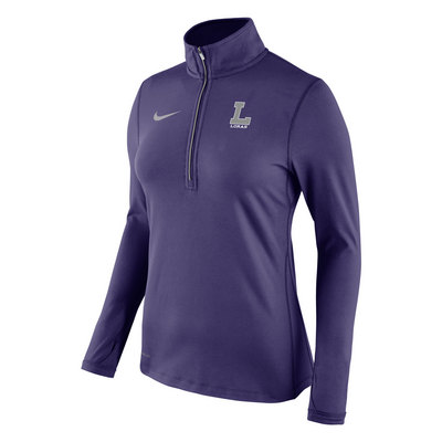 5540dc9fcf Nike Solid Element Half Zip | The Loras College Bookstore
