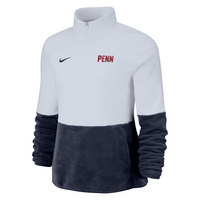 Nike Womens Microfleece Half Zip