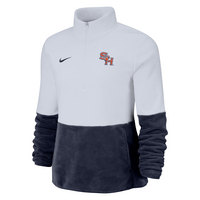 Nike Mens Microfleece Half Zip