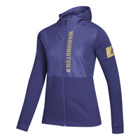 Adidas Womens Game Mode Full ZipJacket