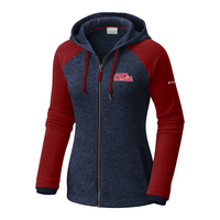 Columbia Womens Darling Days Full Zip