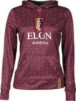 Quidditch ProSphere Womens Sublimated Hoodie