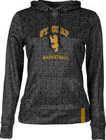 Basketball ProSphere Womens Sublimated Hoodie (Online Only)