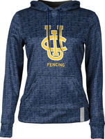 Fencing ProSphere Womens Sublimated Hoodie