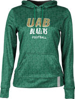 Football ProSphere Womens Sublimated Hoodie