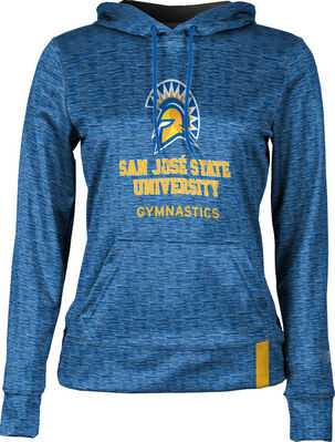 Gymnastics ProSphere Womens Sublimated Hoodie