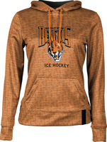 Ice Hockey ProSphere Womens Sublimated Hoodie