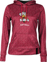 Softball ProSphere Womens Sublimated Hoodie