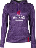 Swimming ProSphere Womens Sublimated Hoodie