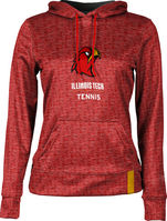 Tennis ProSphere Womens Sublimated Hoodie