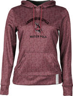 Water Polo ProSphere Womens Sublimated Hoodie (Online Only)