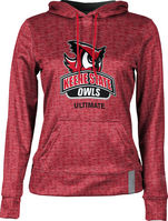 Ultimate ProSphere Womens Sublimated Hoodie