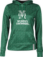 Womens Swimming ProSphere Womens Sublimated Hoodie