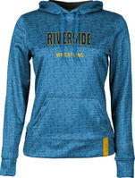 Wrestling ProSphere Womens Sublimated Hoodie (Online Only)