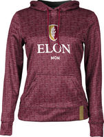 Mom ProSphere Womens Sublimated Hoodie
