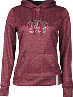 ProSphere Proud Parent Womens Pullover Hoodie