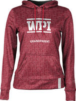 Grandparent ProSphere Womens Sublimated Hoodie (Online Only)
