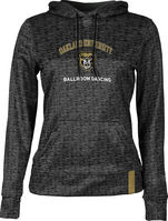 Ballroom Dancing ProSphere Womens Sublimated Hoodie (Online Only)