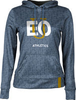 Athletics ProSphere Womens Sublimated Hoodie (Online Only)