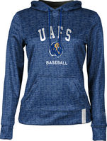 Baseball ProSphere Womens Sublimated Hoodie (Online Only)