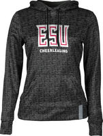 Cheerleading ProSphere Womens Sublimated Hoodie (Online Only)