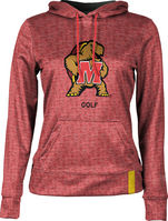 Golf ProSphere Womens Sublimated Hoodie (Online Only)