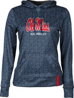 Ice Hockey ProSphere Womens Sublimated Hoodie (Online Only)