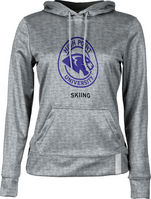 Skiing ProSphere Womens Sublimated Hoodie (Online Only)