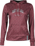 Softball ProSphere Womens Sublimated Hoodie (Online Only)