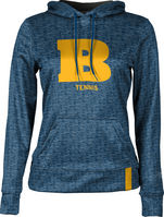 Tennis ProSphere Womens Sublimated Hoodie (Online Only)