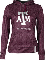 Trap Shooting ProSphere Womens Sublimated Hoodie (Online Only)