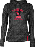 Volleyball ProSphere Womens Sublimated Hoodie (Online Only)