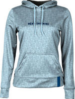 Womens Swimming ProSphere Womens Sublimated Hoodie (Online Only)
