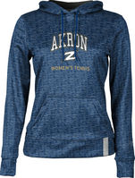 Womens Tennis ProSphere Womens Sublimated Hoodie (Online Only)