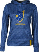 Agriculture ProSphere Womens Sublimated Hoodie