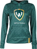 Arts & Science ProSphere Womens Sublimated Hoodie