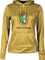 ProSphere Arts & Science Womens Pullover Hoodie