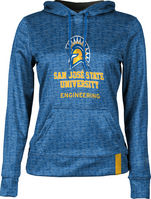 Engineering ProSphere Womens Sublimated Hoodie