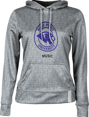 Music ProSphere Womens Sublimated Hoodie (Online Only)