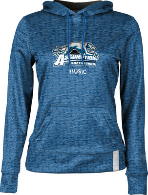 Music ProSphere Womens Sublimated Hoodie