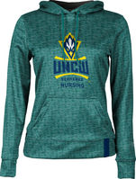 Nursing ProSphere Womens Sublimated Hoodie (Online Only)