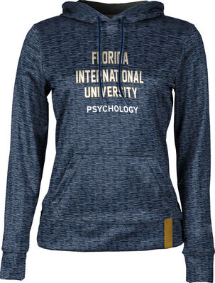 Psychology ProSphere Womens Sublimated Hoodie (Online Only)