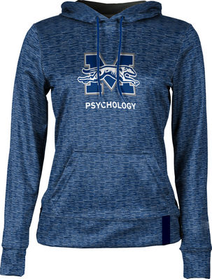 ProSphere Psychology Womens Pullover Hoodie