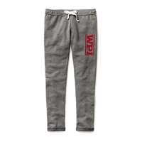 Red Shirt Athleisure Cuffed Pant