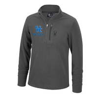 Spyder Mens Transport QuarterZip Fleece Pullover